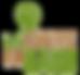 logo van la gare du haar kapsalon in hechtel eksel dat werkt met de natuurlijke haarproducten van O'right, medavita en aloxxi