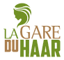 La Gare du Haar logo. Kapsalon La Gare du Haar Eksel