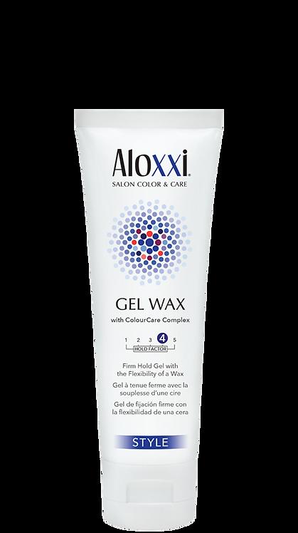 Aloxxi gel wax styling gel wax haarwax voor gekleurd haar