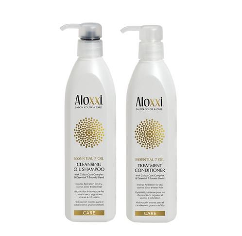 Aloxxi Duo shampoo + conditioner