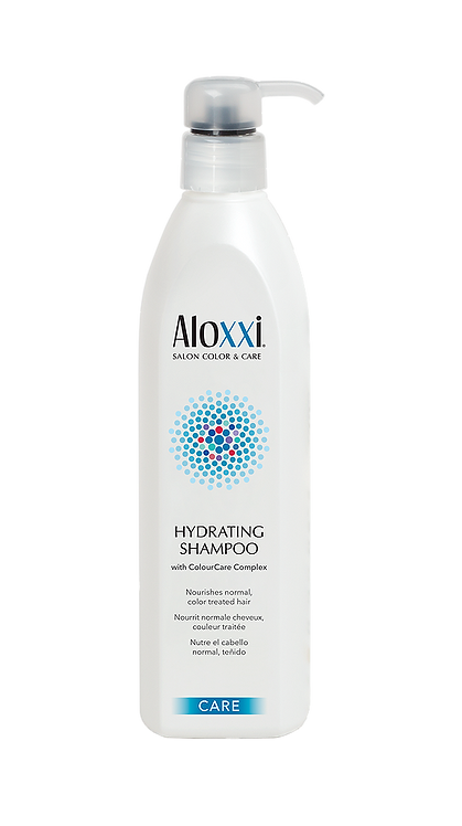 Aloxxi Colourcare hydrating shampoo 300ml - voedend