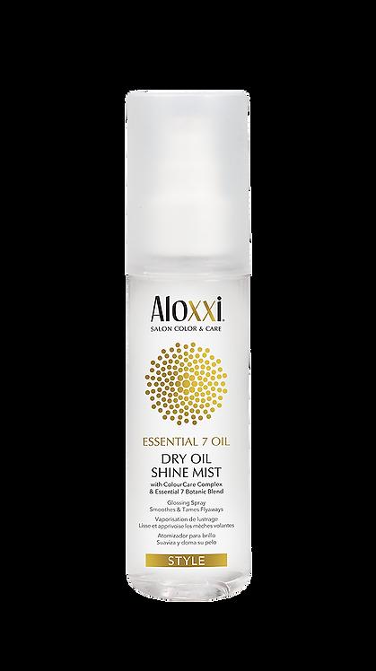 Aloxxi Essential 7 dry oil shine mist 100ml