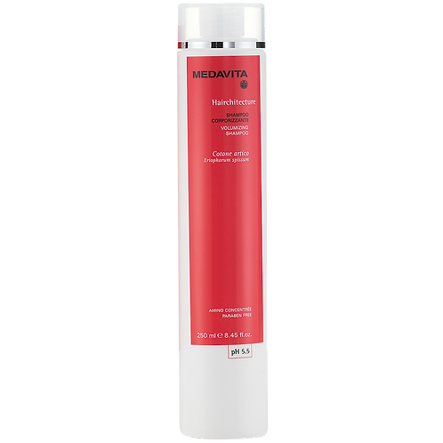 Medavita Hairchitecture shampoo 250ml volume fijn haar natuurlijk