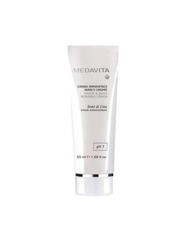 Medavita Hands & Nails Repairing Cream - Vochtinbrengende handcrème