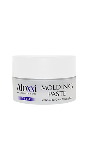Aloxxi molding paste haarwax voor gekleurd haar styling