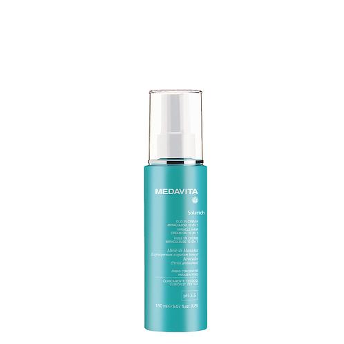 Medavita Solarich UV protectie 10 in 1 miracle hair oil cream 150ml