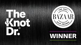 the knot dr harpers bazaar award winnaar 2021 beste haarborstel en beste ontwarborstel