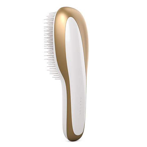Haarborstel, ontwarborstel Cactus Hairbrush Bleo Gold