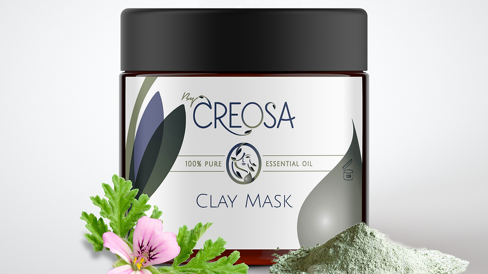 By Creosa Flora Clay Mask 60 ml