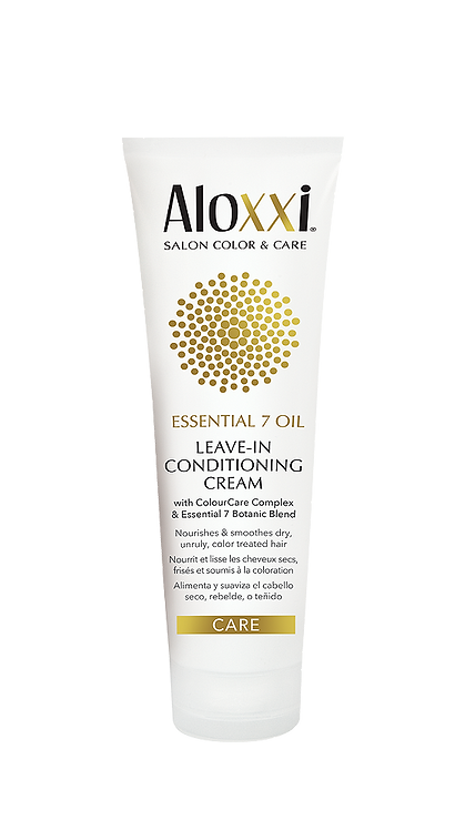 Aloxxi Essential 7 oil leave-in conditioning cream 200ml