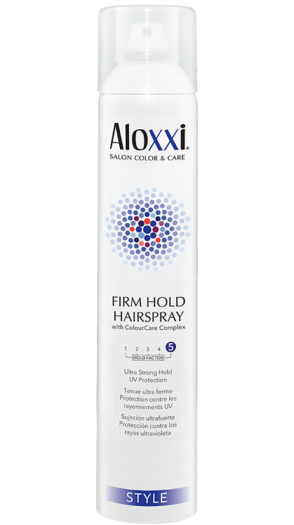Aloxxi Hairspray - haarlak licht - medium - sterk 300ml