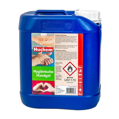 Huchem IPA - WHO alcohol handgel 5L