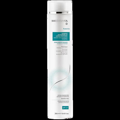 Medavita Puroxine instant anti-dandruff shampoo 250ml - schilfers en roos