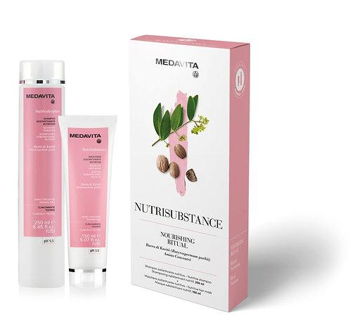 Medavita Nutrisubstance shampoo en conditioner duo box - Droog haar