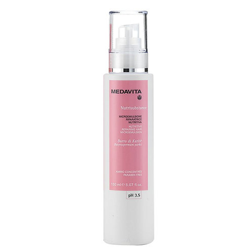 Medavita Nutrisubstance micro emulsion leave in spray 150ml - droog haar