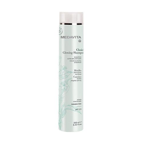 Medavita Glowing shampoo 250ml - gekleurd haar en glans