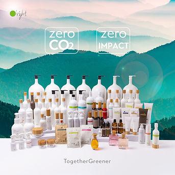 o'right natuurlijke haarproducten groep zero carbon product.jpg