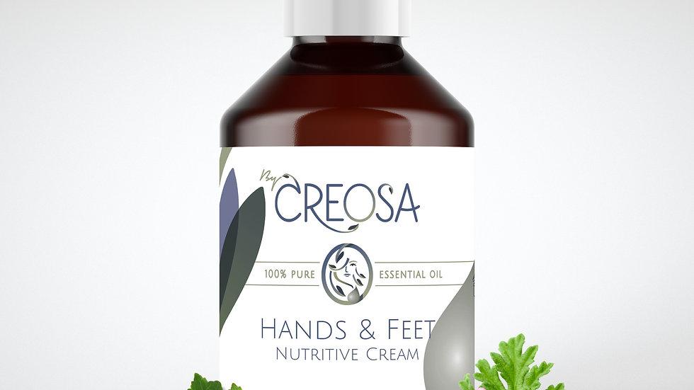 By Creosa Hands & Feet Nutritive Cream 100 ml