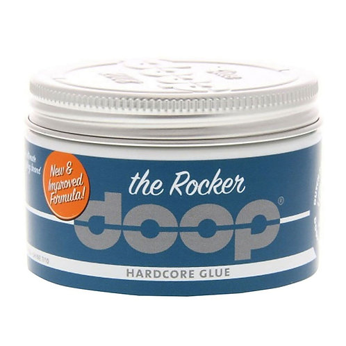 Doop The Rocker Hardcore Glue - gel hold 9 shine 7