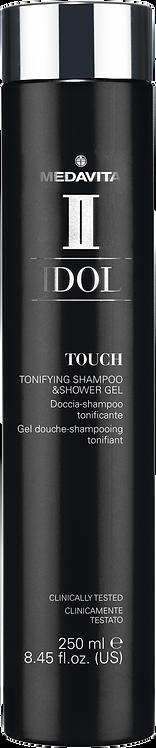 Medavita Idol Men touch shampoo & douchegel 250ml