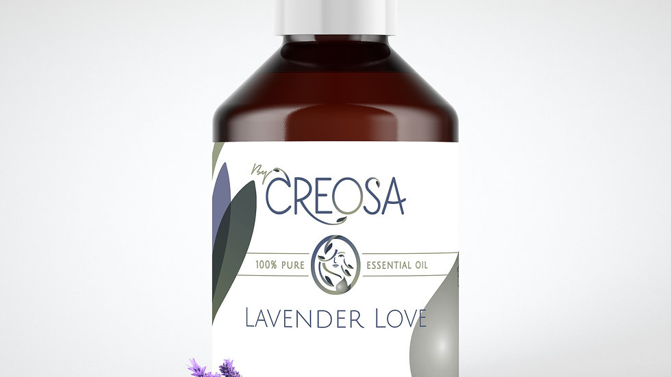 By Creosa Shower Lavender Love 200 ml