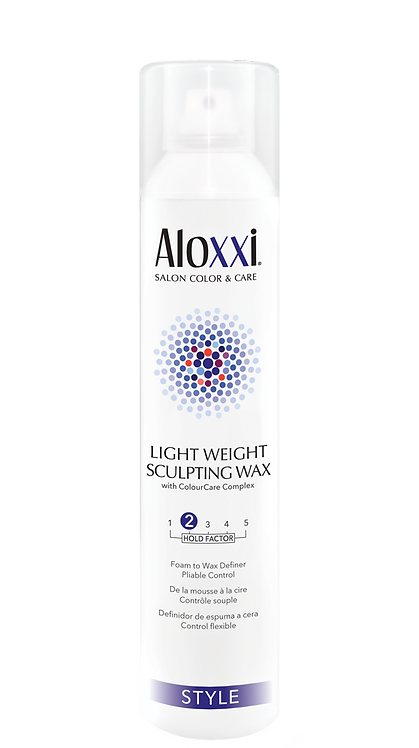 Aloxxi Strong hold mousse 198ml