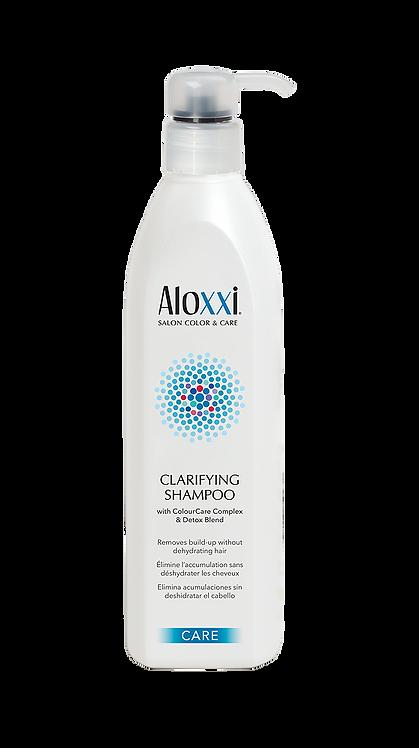 Aloxxi Colourcare clarifying shampoo 300ml - diepreinigend