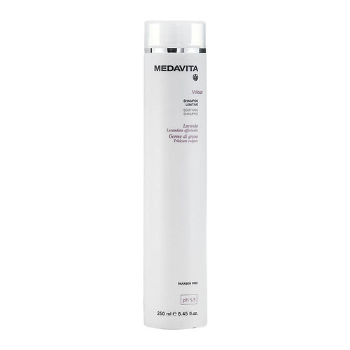 Medavita Velour shampoo 250ml - gevoelige hoofdhuid