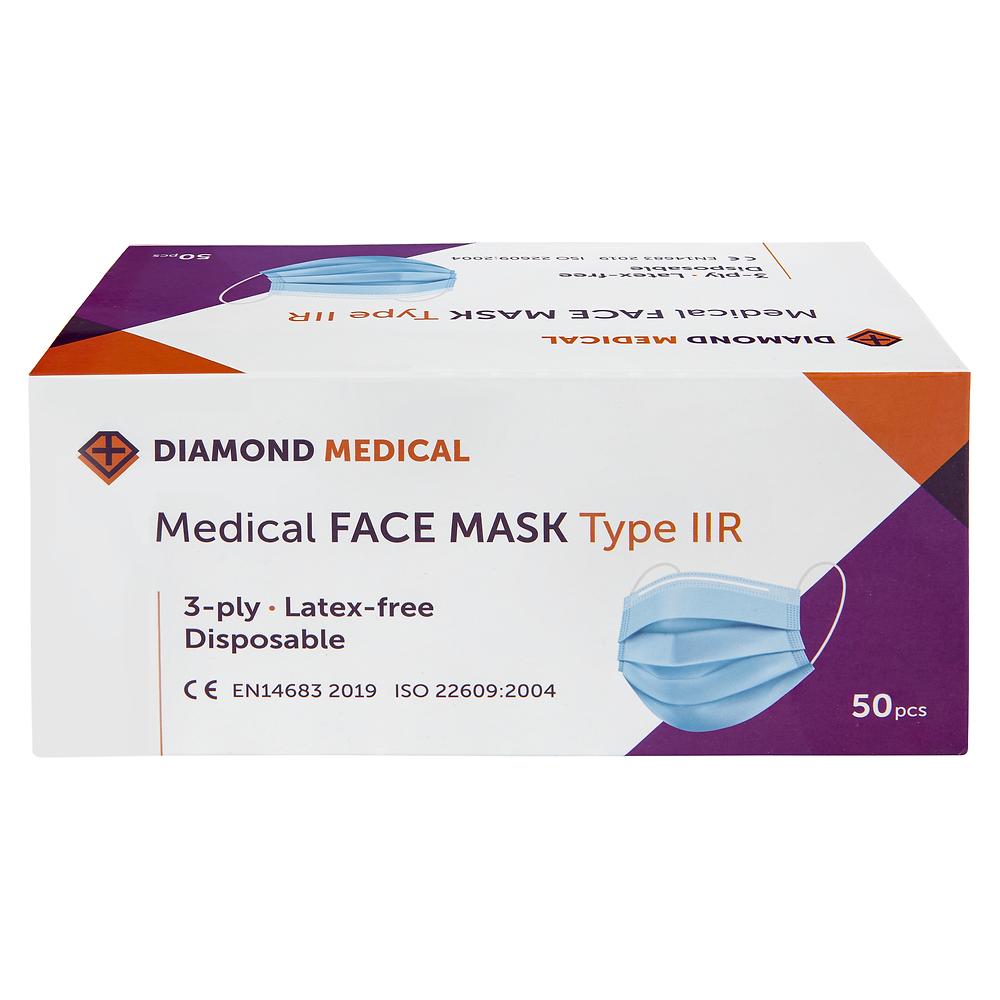 chirurgische medische mondmaskers heasaron care