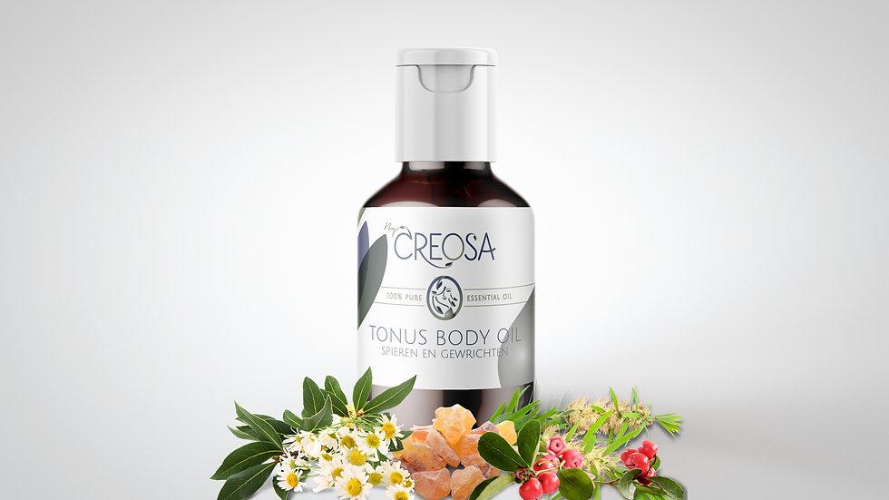 By Creosa Tonus Body Oil Spieren en Gewrichten