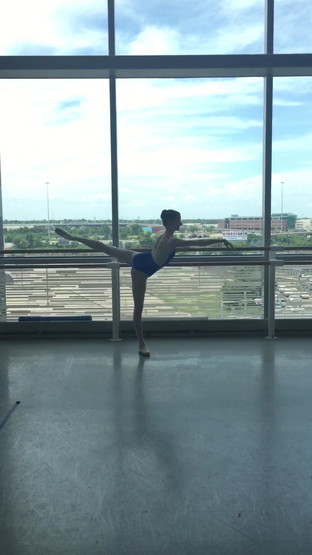 Penche at Houston Ballet