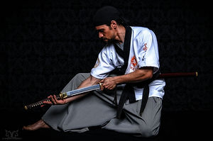 Master John Jacobs - 4th degree black belt