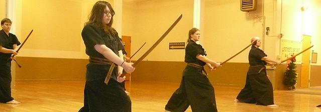 "Gumdo: ""the martial art of the sword"""