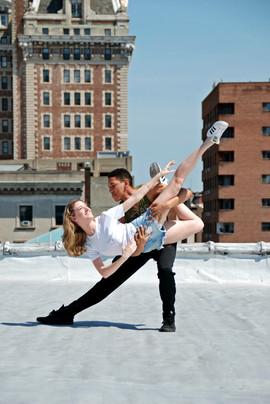 Rooftop Photoshoot