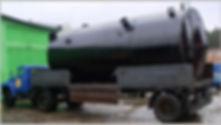 Доставка Канализационной насосной станции
