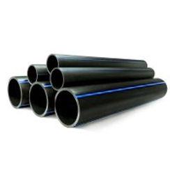 Трубы полиэтиленовые водопроводные - синяя маркировочная полоса
