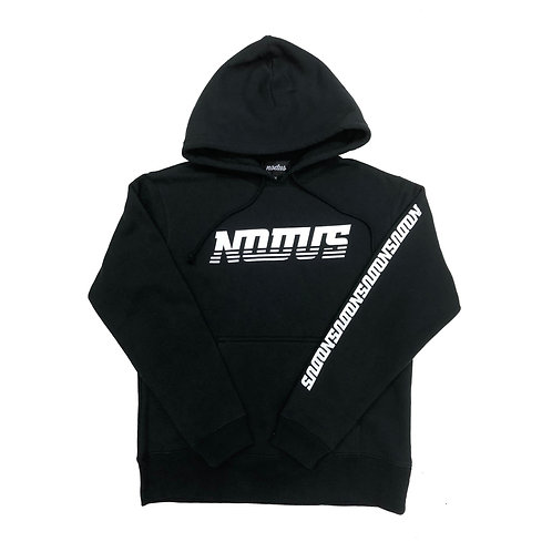 nodus Dotted Line Hoodie