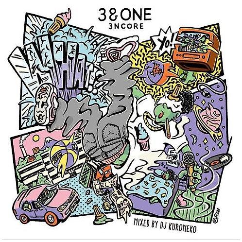 3NCORE (mixed by DJ Kuroneko) / 3&ONE