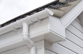 Fascia Soffit Guttering product installa