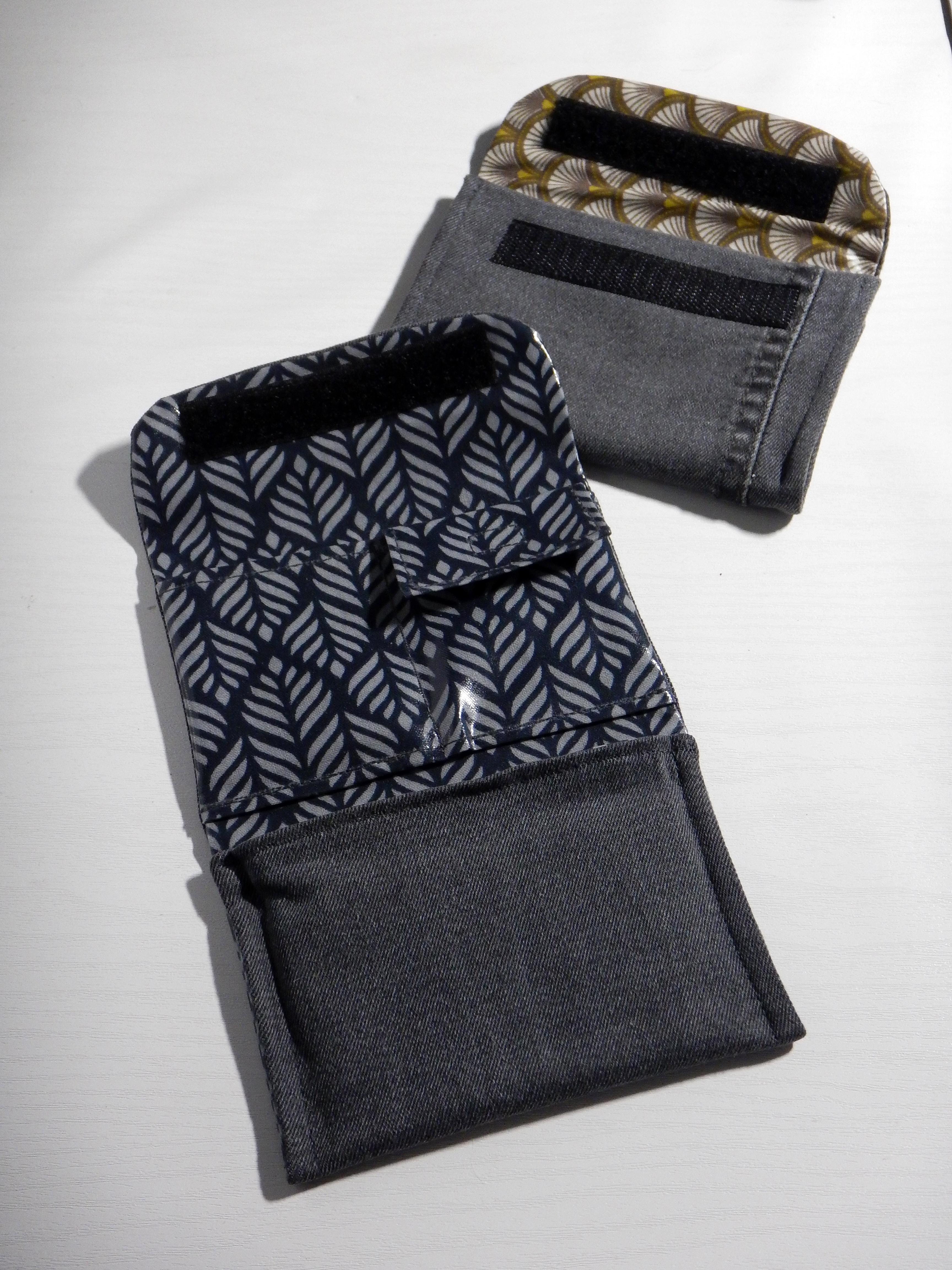 Varianten mit grauer Jeans