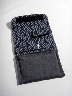 Variante dunkelblau/grau
