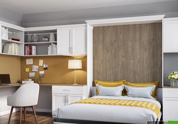 Home Office Murphy Bed Design Ideas 513-581-5400