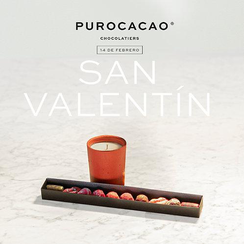 Box Puro Noir San Valentín