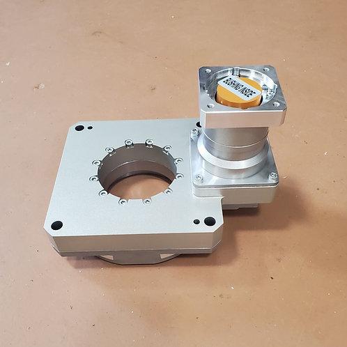 RI-0007-2 Shimpo Gear Steel Housing (Pivot Baldor RH-0009)