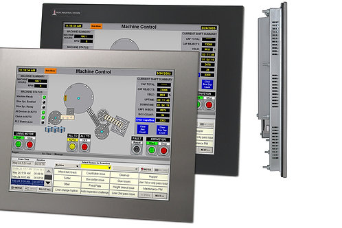 """CA-0004 Monitor, Touch Screen 17"""""""