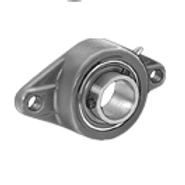 "RA-0008 Flange Bearing 5/8"" ID Encoder Roller"