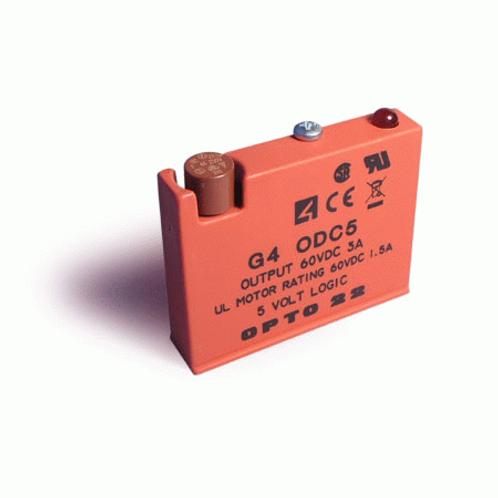 EF-0001Red I/O Switch Output
