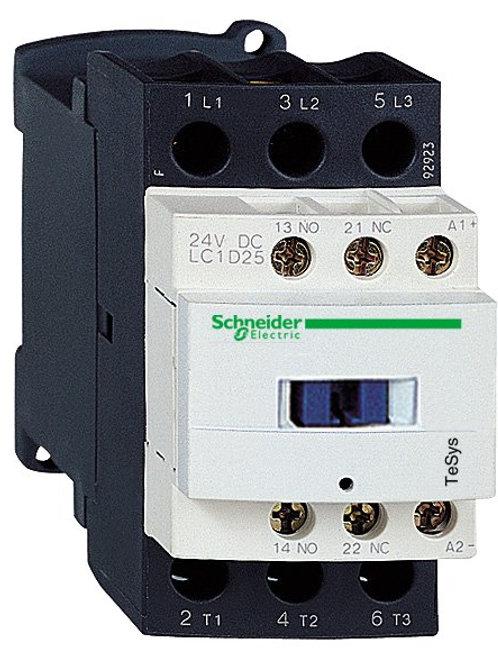 EL-0009 Contactor 3 Pole, 24VDC (Larger)