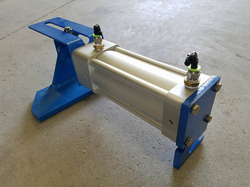 """PC-0004-4 3.25""""x6"""" Clamp Cyl (In-feed)"""