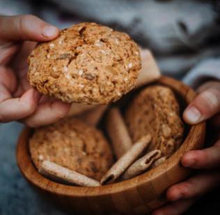 Grounding Vata Cookies